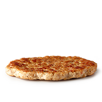 Grilled chicken patty - McDonald's