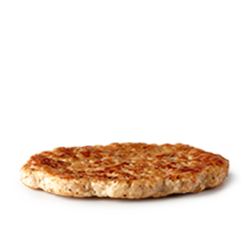 2 Grilled chicken patties - McDonald's