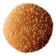 Quarter Pounder Bun - McDonald's