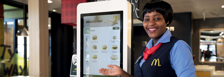 Apply Now - McDonald's