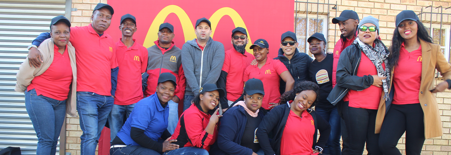 Our People - McDonald's