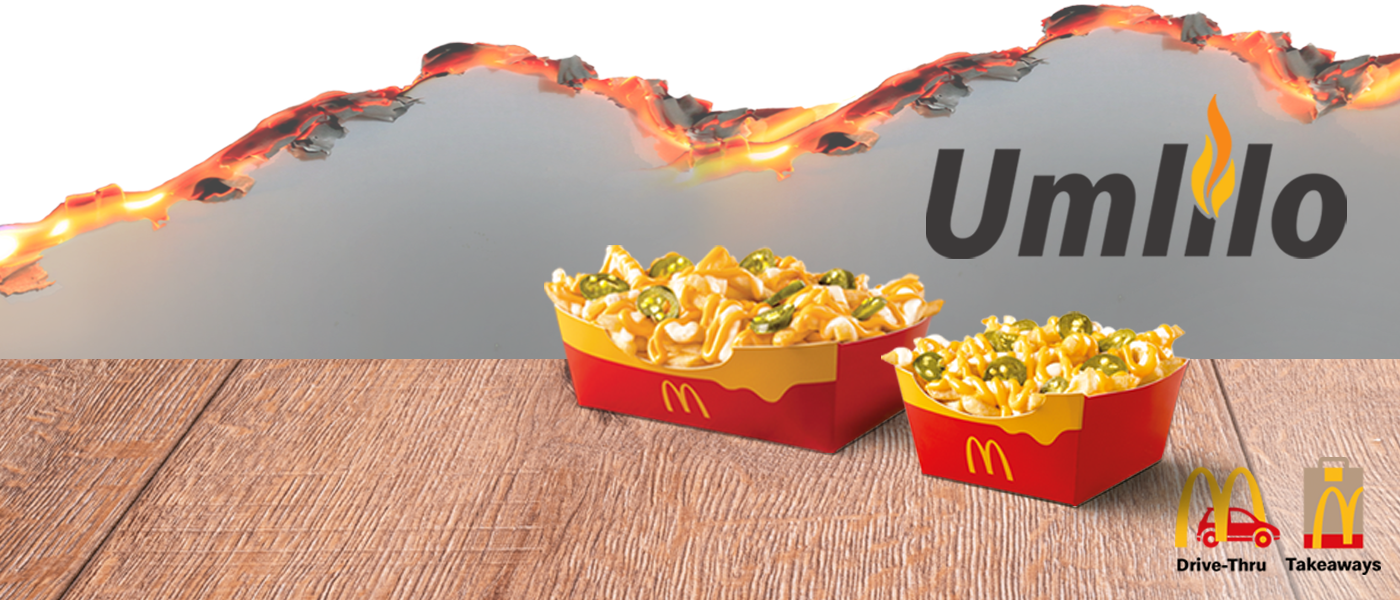 Chilli Cheese McFlavor Fries™ - McDonald's