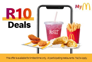 Download the McDonald's App - McDonald's
