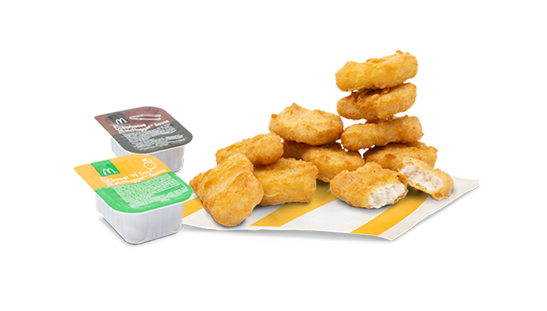10 Piece Chicken McNuggets® - McDonald's