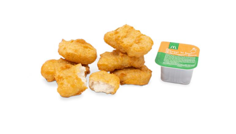 6 Piece Chicken McNuggets® - McDonald's