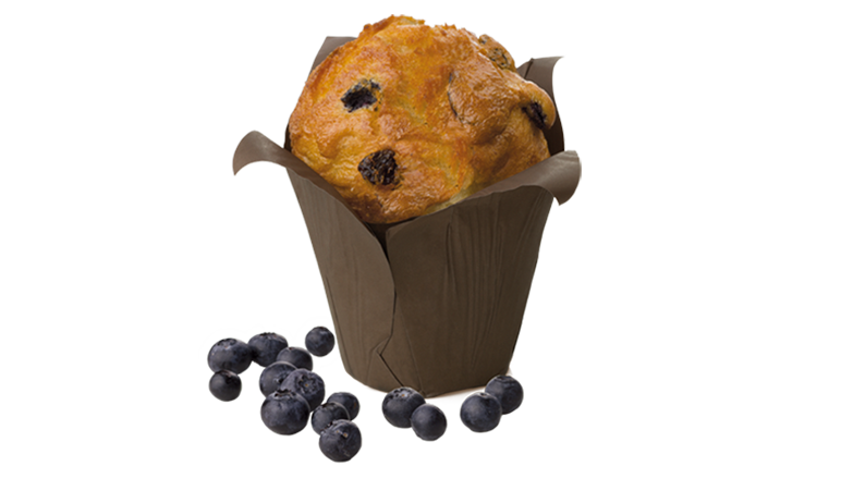 Blueberry Muffin - McDonald's
