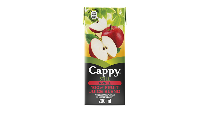 Cappy Apple Juice® - McDonald's