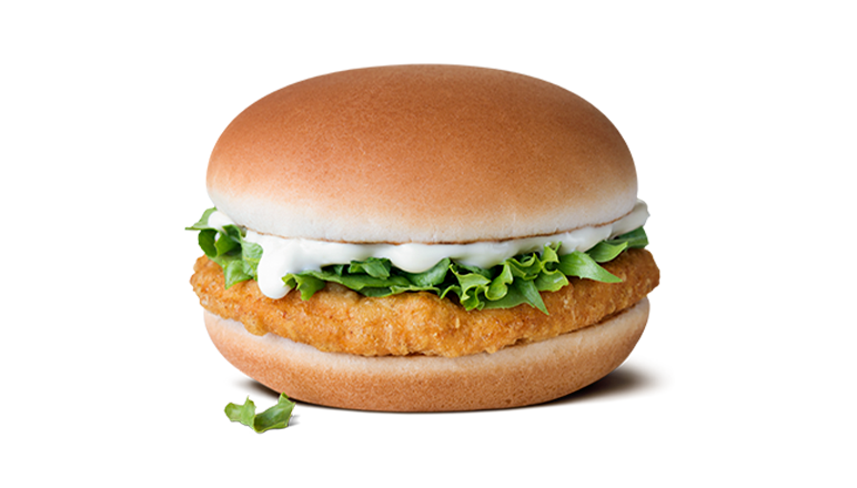 Chicken Burger - McDonald's