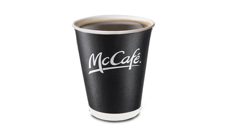 Filter Coffee - McDonald's