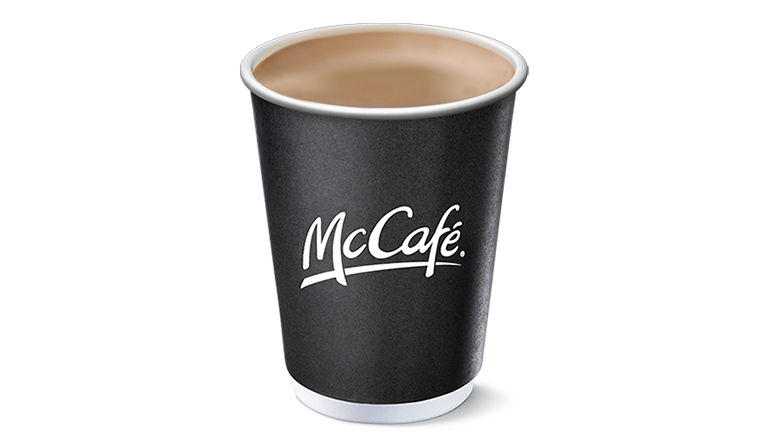 Filter Coffee with Milk - McDonald's