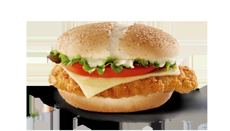 Grand Chicken - McDonald's