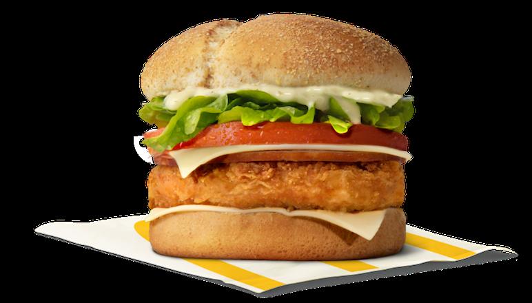 Grand Chicken Special - McDonald's