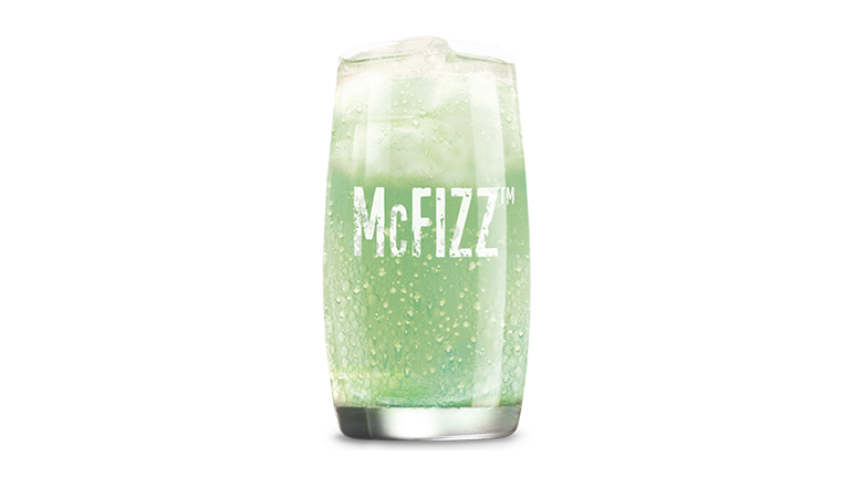 Green Apple McFizz™ - McDonald's