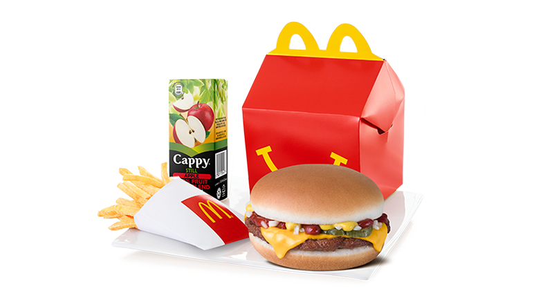 Cheeseburger Happy Meal® - McDonald's