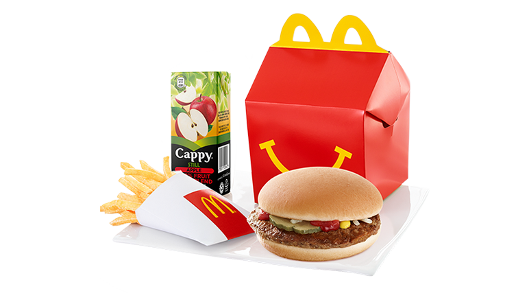 Hamburger Happy Meal® - McDonald's