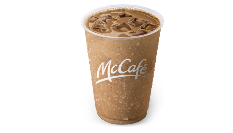 Iced Coffee - McDonald's