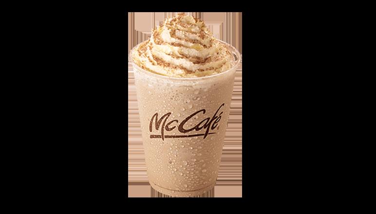 Latte Frappe - McDonald's