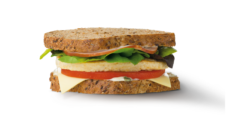 Low GI Chicken Club Sandwich - McDonald's