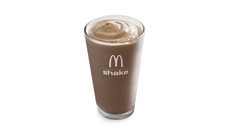 Chocolate Shake - McDonald's