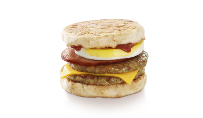 Mega McMuffin® - McDonald's