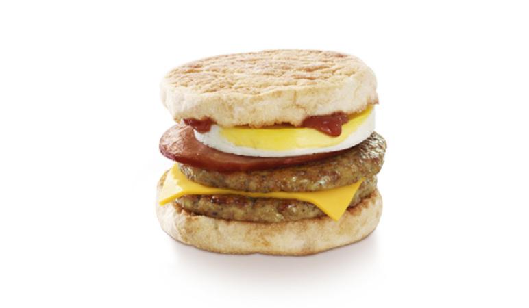 Mega McMuffin® - McDonald's