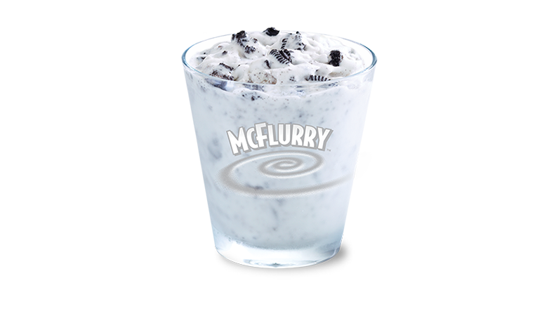 Oreo McFlurry® - McDonald's