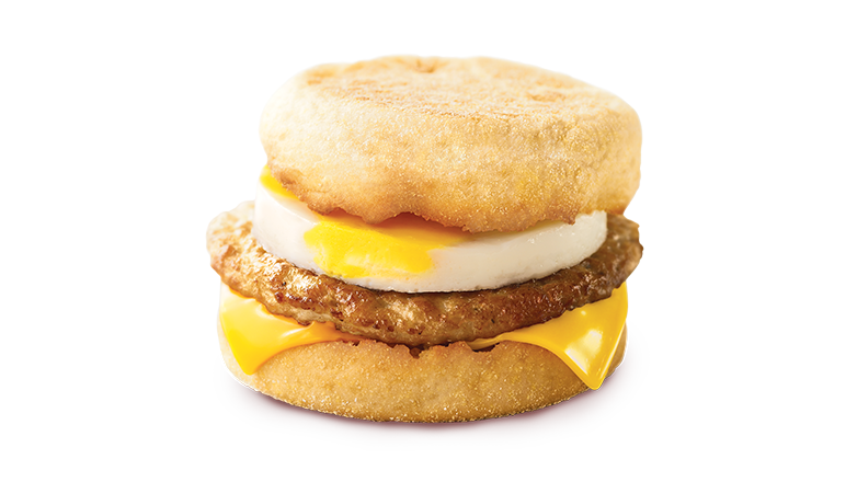 Sausage McMuffin® with Egg - McDonald's