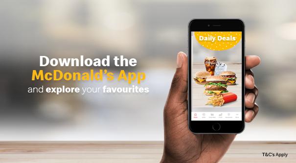 Unlock your favs daily. - McDonald's
